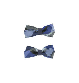 EE Dee Trim Hastings Plaid Pigtail Bows #FBE164