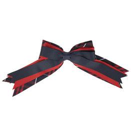 EE Dee Trim Hamilton Plaid #36 Triple Layer Bow #FBE189
