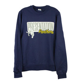 Port Authority M19 Navy Crew Sweatshirt