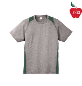 Sport-Tek Green Short Sleeve Athletic Tee #ST361