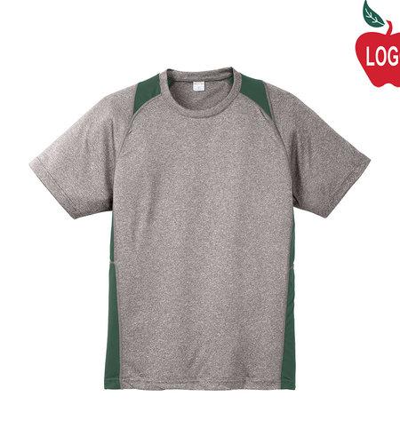 Sport-Tek Green Short Sleeve Athletic Tee #ST361