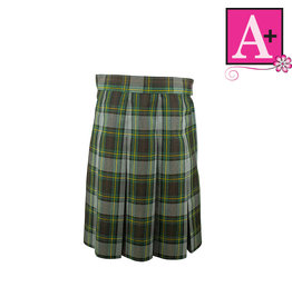 School Apparel A+ Harris Plaid Skirt #1943