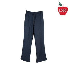 Gildan Navy Blue Fleece Pant #18400FL