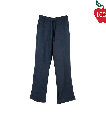 Gildan Navy Blue Fleece Pant #18400FL