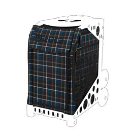 Zuca Imperial Plaid Insert