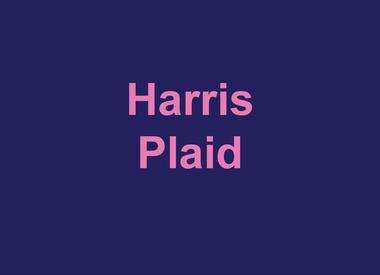 Harris Plaid