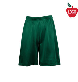 Soffe Green Mesh Athletic Shorts #058