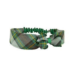 EE Dee Trim Harris Plaid Headband #FBE157