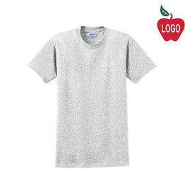 Gildan Ash Grey Short Sleeve Tee #2000