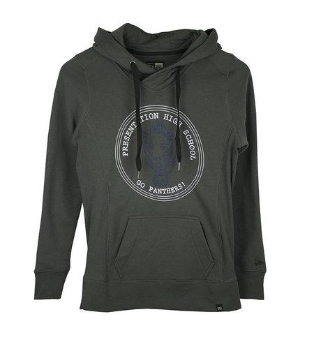 New Era Q18 Graphite Hooded Sweatshirt