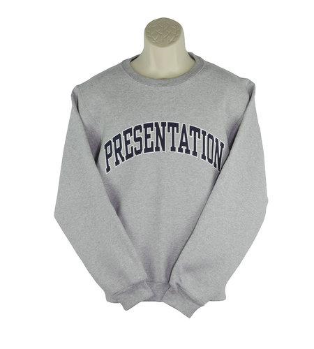 Hanes N18 Grey Crew Sweatshirt