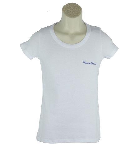 Gildan M18 White Short Sleeve T-Shirt