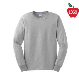 Port Authority Athletic Heather Long Sleeve Tee #PC54LS