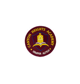 Patch Supply Canyon Heights Emblem