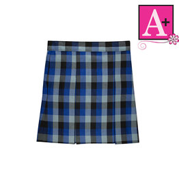 School Apparel A+ Hastings Plaid 4-Pleat Skirt #1034PP