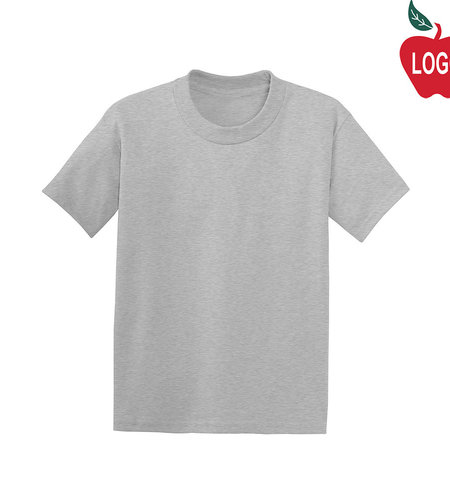 Hanes Light Steel Short Sleeve Tee #5450