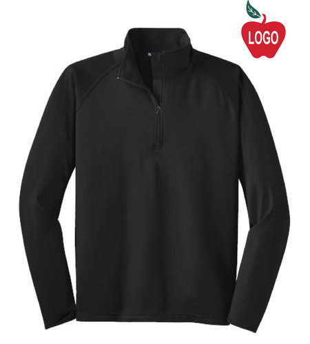 **NEW** Mens 1/2 Zip Pullover Jacket #ST850