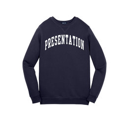 Sport-Tek WEB|M20 CREW SWEAT ST266|PRESENTATION|NAVY|