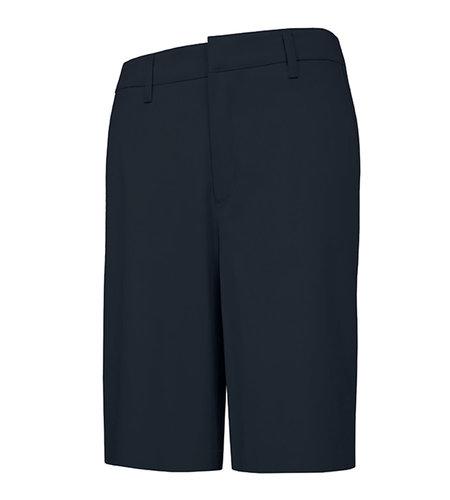 School Apparel A+ Girls Navy Modern Fit Flat Front Short #7904