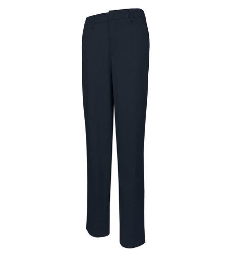 School Apparel A+ Girls Navy Modern Fit Flat Front Pant #7895
