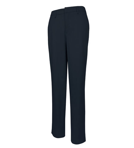 School Apparel A+ Junior Navy Modern Fit Flat Front Pant #7896