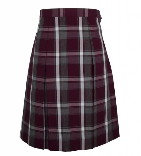 Elder Rodrick Plaid 4-pleat Skirt #3951