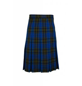 Rifle Mayfair Plaid Box Pleat Skirt #143