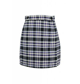 Rifle Plymouth Plaid Skort #SK