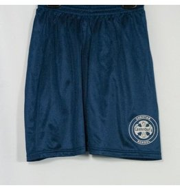Soffe Navy Blue Mesh Athletic Shorts #0608