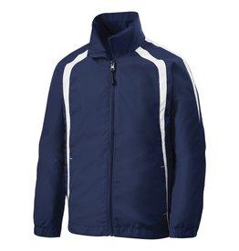 Navy Warm-Up Jacket #YST60