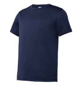 Navy Short Sleeve Tee #ST350