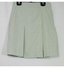 School Apparel A+ FGC 2-Kick Pleat Skirt #134350