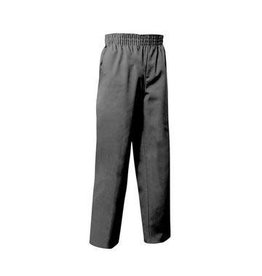 Rifle Unisex Dark Grey Elastic Pant #PO7600