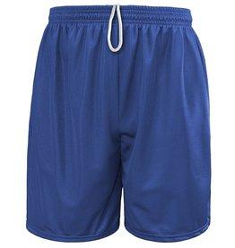 Soffe Royal Blue Mesh Athletic Shorts #061M