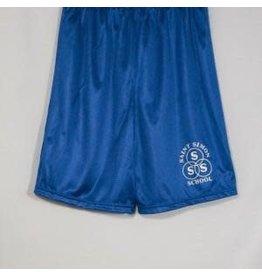 Soffe Royal Blue Mesh Athletic Shorts #060M