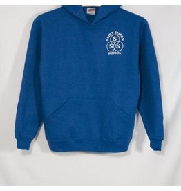 Soffe Royal Hooded Pullover Sweatshirt #9289