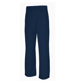 Rifle GIRLS NAVY ADJUSTABLE WAIST FLAT FRONT MID-RISE PANT