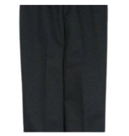 Rifle GIRLS NAVY ELASTIC BACK TWILL PLEATED FRONT PANT