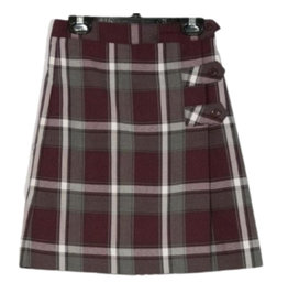 School Apparel A+ RAINBOW MONTESSORI CULOTTE WITH FRONT & BACK FLAPS + SIDE POCKET & ADJUSTABLE WAIST