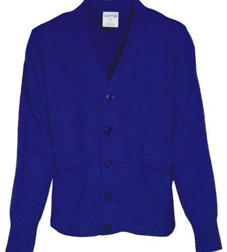 Elder 1100 Royal Cardigan Sweater