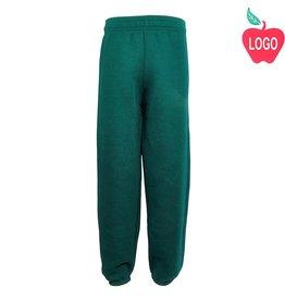 School Apparel A+ Green Sweatpants #6252