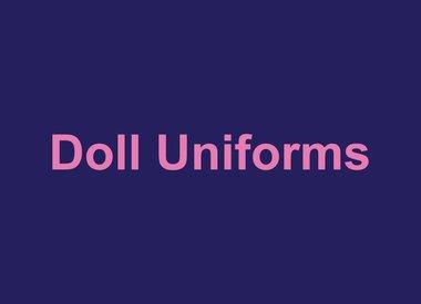 Doll Uniforms