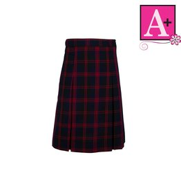School Apparel A+ Cambridge Plaid 4-pleat Skirt #1034PP