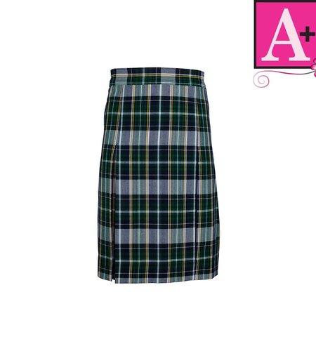 School Apparel A+ Christopher Plaid 4-pleat Skirt #1035PP