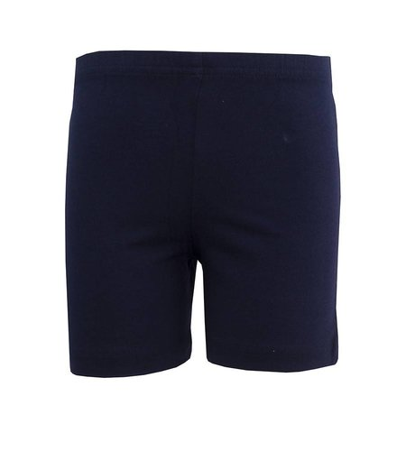 Universal Navy Blue Bike Shorts #U616