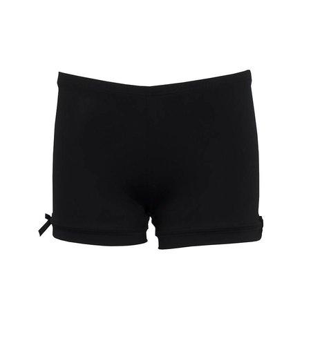 Monkeybar Buddies Black Bike Shorts