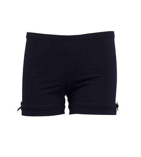 Monkeybar Buddies Navy Blue Bike Shorts