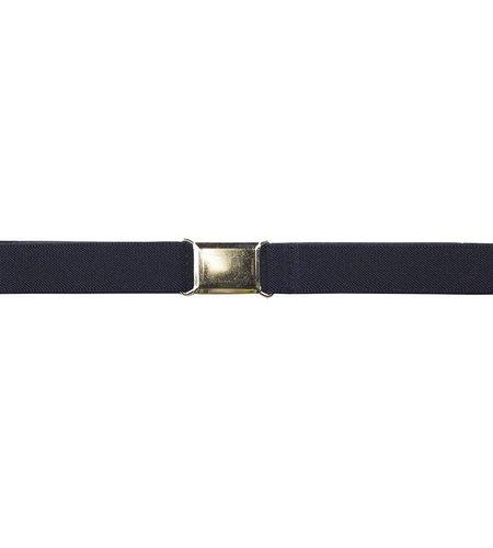 EE Dee Trim Navy Blue Adjustable Hook Belt #FB37K