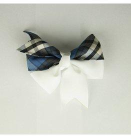 EE Dee Trim Rampart Plaid #29 Ribbon Bow #FBE197