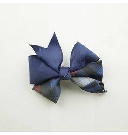 EE Dee Trim Windsor Plaid #31 Ribbon Bow #FBE197